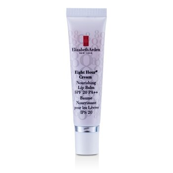 Elizabeth Arden Bálsamo Labial Eight Hour Cream Nourishing SPF 20  14.8ml/0.5oz