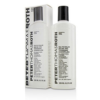Peter Thomas Roth Glycolic Acid 10% Toning Complex  250ml/8.5oz