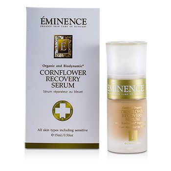Eminence Cornflower Recovery Serum  15ml/0.5oz