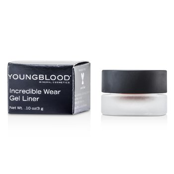 Youngblood Incredible Wear Gel Liner - # Sienna  3g/0.1oz