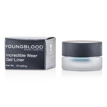 Youngblood Incredible Wear Gel Delineador- # Lagoon  3g/0.1oz
