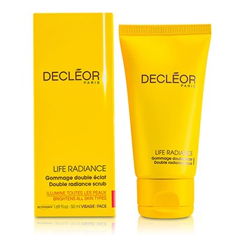 Decleor Life Radiance Double Radiance Scrub  50ml/1.69oz