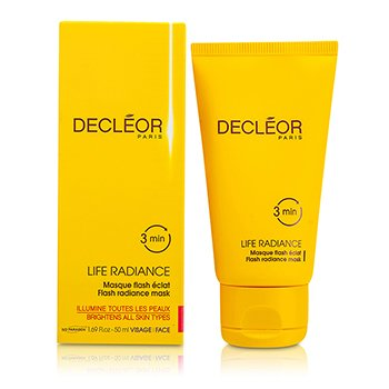 Decleor Life Radiance Flash Radiance maszk  50ml/1.69oz