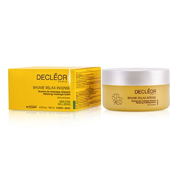 Decleor Relax Intense Relaxing Massage Balm  125ml/4oz