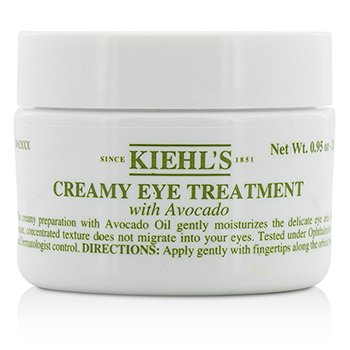 Kiehl's Creamy Eye Treatment with Avocado  28g/0.95oz