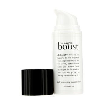 Philosophy The Oxygen Boost Elixir Oxígeno Energizante Diario  30ml/1oz