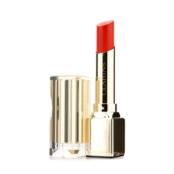 Clarins Rouge Eclat Satin Finish Pintalabios Desaf�o Edad - # 09 Juicy Clementine  3g/0.1oz