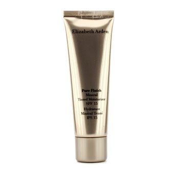 Elizabeth Arden Pure Finish Mineral Tinted Moisturizer SPF 15 - # 03 Medium  50ml/1.7oz