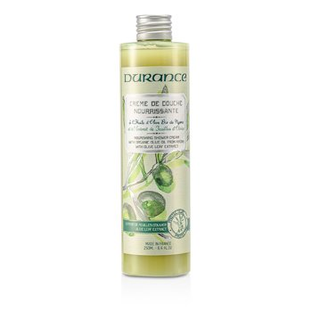 Durance Nourishing Shower Cream  250ml/8.4oz