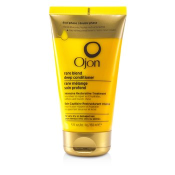 Ojon Rare Blend Deep Conditioner Intensive Restorative Treatment (For Very Dry or Damaged Hair)  150ml/5oz