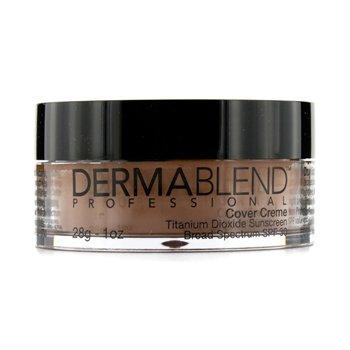 Dermablend Cover Creme Broad Spectrum SPF 30 (High Color Coverage) - Reddish Tan  28g/1oz