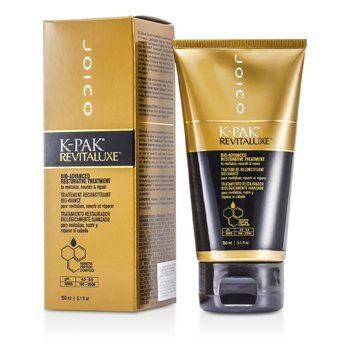 Joico K-Pak RevitaLuxe Bio-Advanced Restorative Treatment (To Revitalize, Nourish & Repair)  150ml/5.1oz