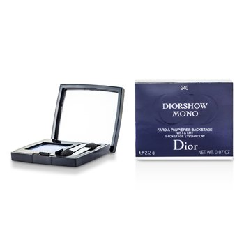 Christian Dior Diorshow Mono Wet & Dry Backstage Eyeshadow - # 240 Mariniere  2.2g/0.07oz