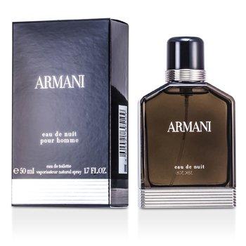 Giorgio Armani Armani Eau De Nuit - toaletní voda s rozprašovačem  50ml/1.7oz