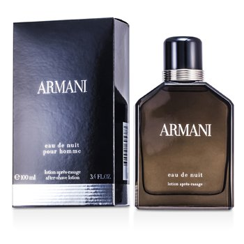 Giorgio Armani Armani Eau De Nuit After Shave Lotion  100ml/3.4oz