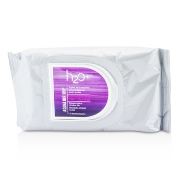 H2O+ Aqualibrium Cleansing Face Wipes  45towelettes