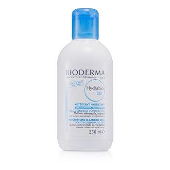 Bioderma شیرپاک کن و مرطوب کننده Hydrabio (مناسب پوست حساس و خشک)  250ml/8.4oz