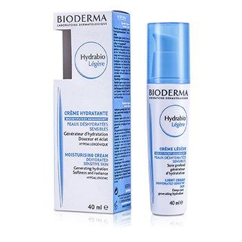 Bioderma کرم مرطوب کننده ملایم Hydrabio (مناسب پوست خشک و حساس)  40ml/1.35oz