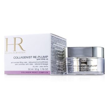 Helena Rubinstein Creme Collagenist Re-Plump SPF 15 (Dry Skin) L41190  50ml/1.76oz