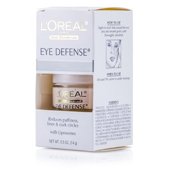 L'Oreal Dermo-Expertise Eye Defense  14g/0.5oz