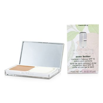 Clinique Even Better -kivimeikkipuuteri SPF 15 - # 09 Neutral (MF-N)  10g/0.35oz