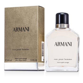 Giorgio Armani Armani After Shave Lotion (New Version)  100ml/3.4oz