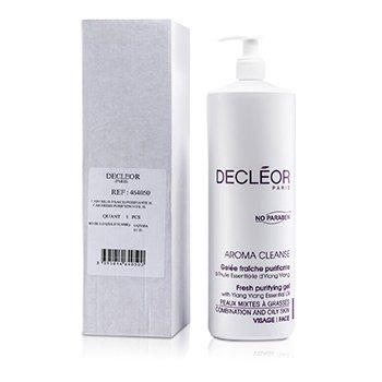 Decleor Aroma Cleanse Fresh Purifying Gel (Combination & Oily Skin) - Salon Size  1000ml/33.8oz