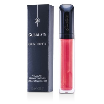 Guerlain Gloss D'enfer Maxi Shine Brillo de Labios Color & Brillo Intenso - # 462 Rosy Bang  7.5ml/0.25oz