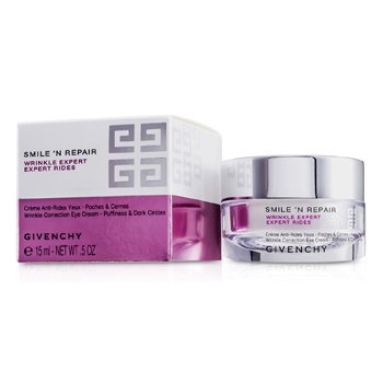 Givenchy Smile'N Repair Wrinkle Correction Eye Cream - Puffiness & Dark Circles  15ml/0.5oz