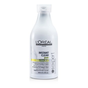 L'Oreal Professionnel Expert Serie - Instant Clear Pure Shampoo  250ml/8.45oz