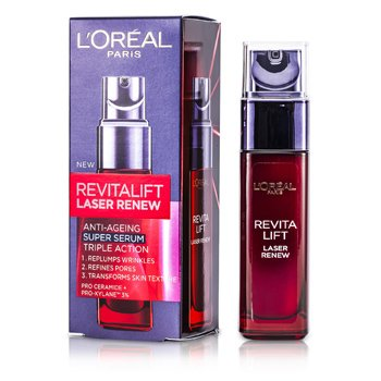 L'Oreal Creme New Revitalift Laser Renew  30ml/1oz