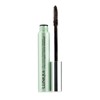 Clinique High Impact Waterproof Mascara - # 02 Black/Brown  8ml/0.28oz