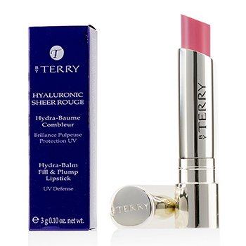 By Terry Hyaluronic Sheer Rouge Hydra Balm Pintalabios Llena & Rellena (Defensa UV) - # 3 Baby Bloom  3g/0.1oz