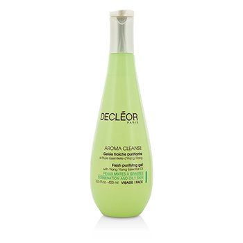 Decleor Gel Aroma Cleanse Fresh Purifying (pele mista & oleosa )  400ml/13.5oz