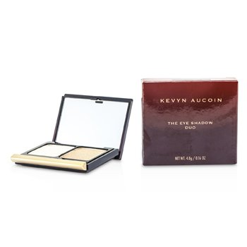 Kevyn Aucoin The Eye Shadow Duo - # 202 Vellum Shimmer/ Shimmering Wheat 22102  4.8g/0.16oz