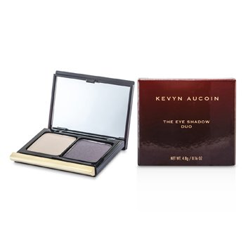 Kevyn Aucoin The Eye Shadow Duo - # 203 Fog/ Cool Smoke  4.8g/0.16oz