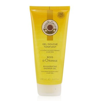 Roge & Gallet Bois d' Orange Shower Gel  200ml/6.6oz