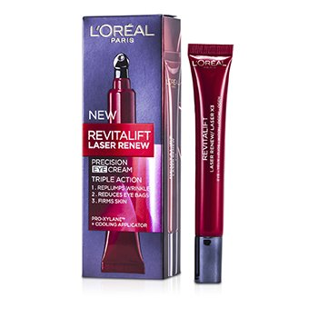 L'Oreal New Revitalift Crema Ojos Precisión Láser  15ml/0.5oz