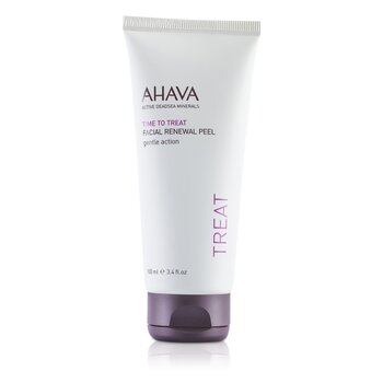 Ahava Time To Treat Peeling Renovación Facial  100ml/3.4oz