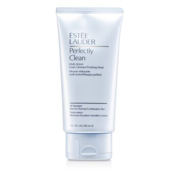 Estee Lauder Perfectly Clean Espuma/Mascarilla Espumosa Purificante Multi Acci�n  150ml/5oz