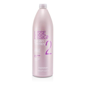 AlfaParf Lisse Design Keratin Therapy Smoothing Fluid  1000ml/33.81oz