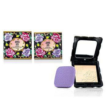 Anna Sui Polvos Base Maquillaje SPF 20 (Estuche y Recambio) - # 101  12g/0.42oz