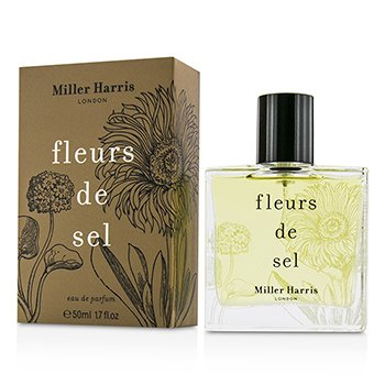 Miller Harris Fleurs De Sel Eau De Parfum Spray (New Packaging)  50ml/1.7oz