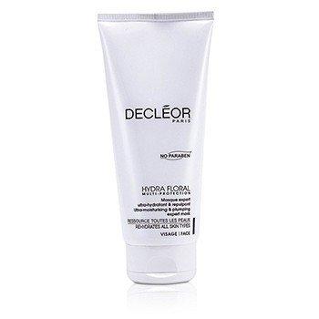 Decleor Mascara facial Hidratante Hydra Floral Ultra-Moisturising & Plumping Expert Mask (Tamanho profissional)  200ml/6.7oz