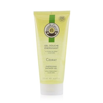Roge & Gallet Cedrat (Citron) Gel de Ducha Fresco  200ml/6.6oz