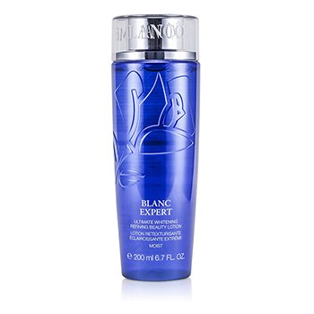 Lancome Blanc Expert Ultimate Whitening Refining Beauty Lotion - Moist (New Packaging)  200ml/6.7oz