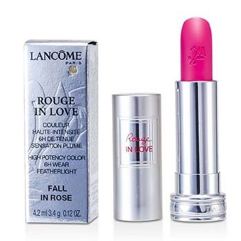 Lancome Rouge In Love Pintalabios - # 343B Fall In Rose  4.2ml/0.12oz