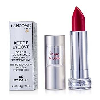 Lancome Rouge In Love Lipstick - # 183N Be My Date!  4.2ml/0.12oz