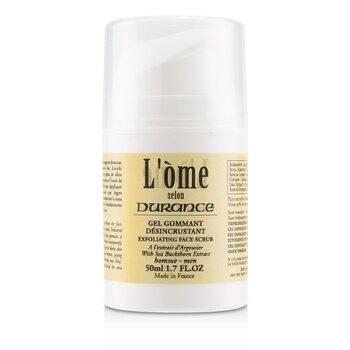 Durance L'Ome - Eksfolierende Ansiktskrubb  50ml/1.7oz
