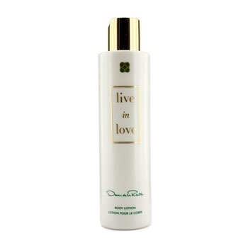 Oscar De La Renta Live In Love Λοσιόν Σώματος  200ml/6.8oz